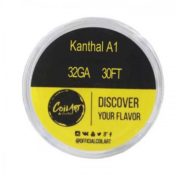 Coil Art Kanthal A1 32GA 30feet
