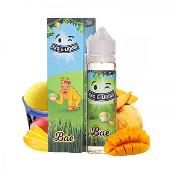 FJ'S - FU(:K Jerrys Bae US Premium Liquid 50 ml