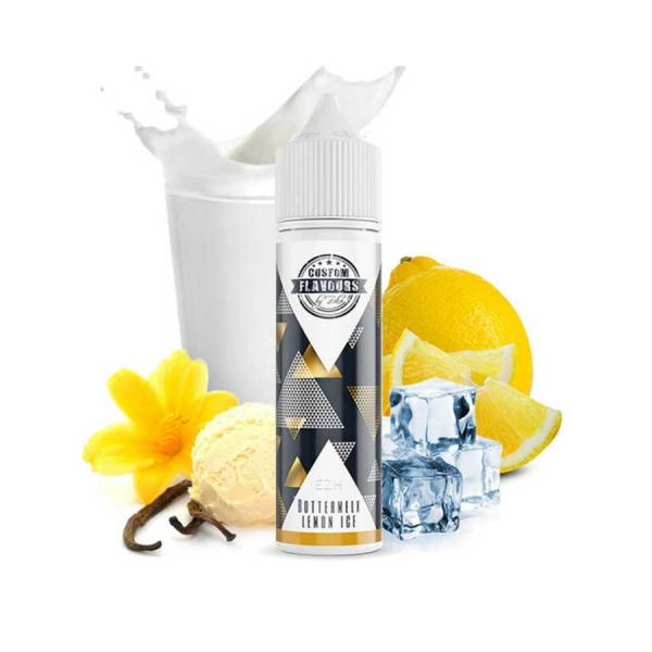 Kapka's Flava Bottermelk Lemon Ice Aroma