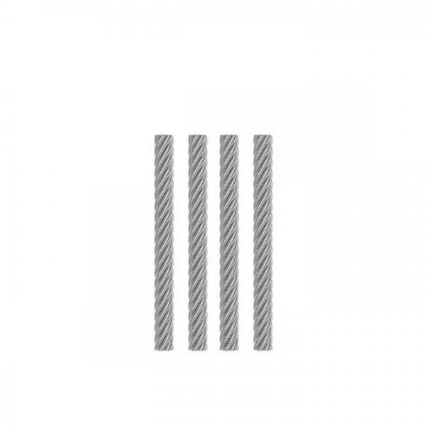 4x Vapefly Brunhilde RTA Steel Wire