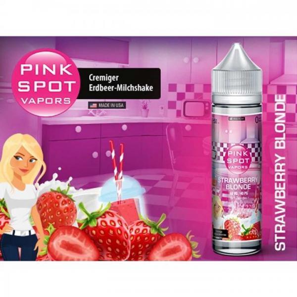 Pink Spot - Strawberry Blonde 50ml - 0mg/ml