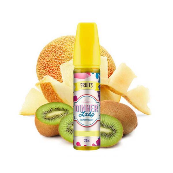 DINNER LADY FRUITS Kiwi Melon Aroma 20 ml