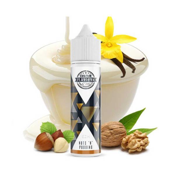 Kapka's Flava Nuts Pudding Aroma