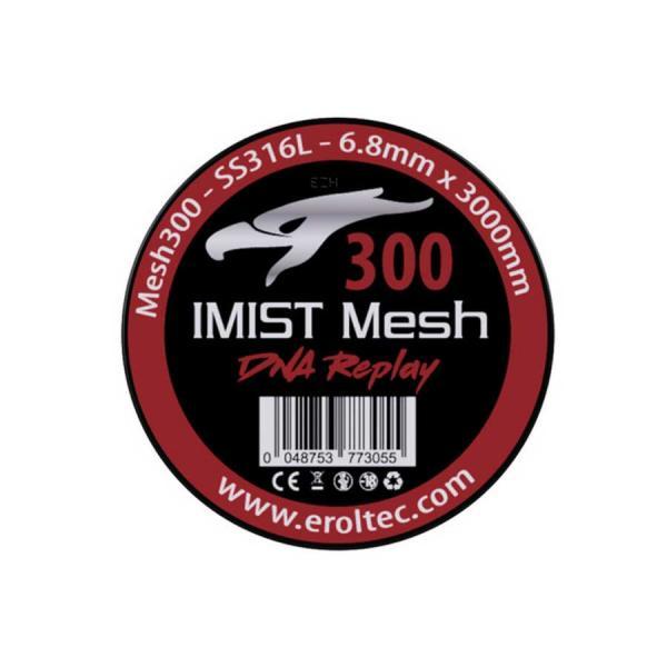 IMIST 3 Meter SS316L Mesh Wire 300