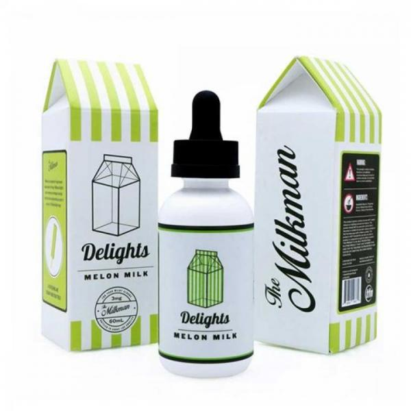 Milkman Delights - Melon Milk - 50ml - Nikotinfrei