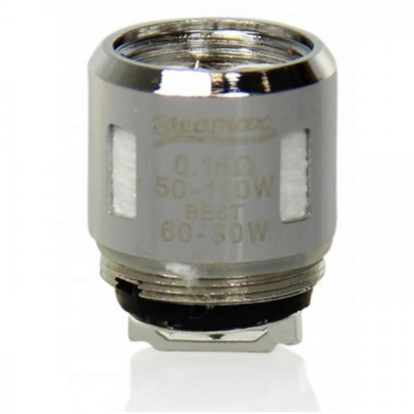 Steamax V8 Baby T8 Core Heads 0,15 Ohm (5 Stück pro Packung)
