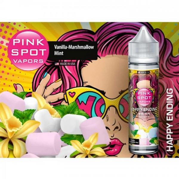 Pink Spot - Happy Ending 50ml - 0mg/ml