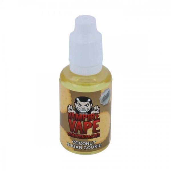 Vampire Vape - Coconut Sugar Cookie - Limited Edition 30 ml