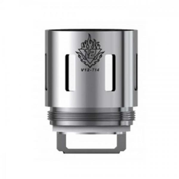 Steamax TFV12 V12-T14 Fourteen Heads 0,12 Ohm (3 Stück pro Packung)