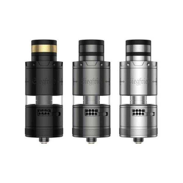 Siegfried RTA Clearomizer Set