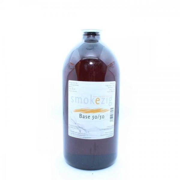smokezig Base 50/50 1 Liter