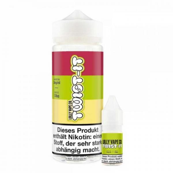 Lolly Vape Twist-It Multipack 6 x 10 ml