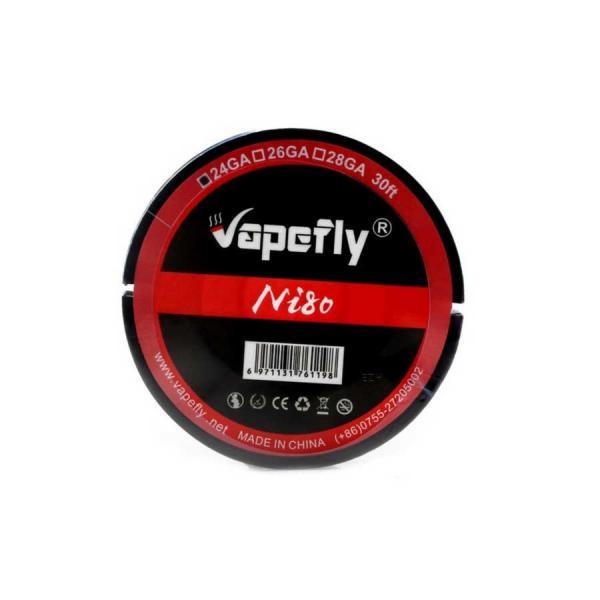 Vapefly 10 Meter Ni80 24GA Wickeldraht