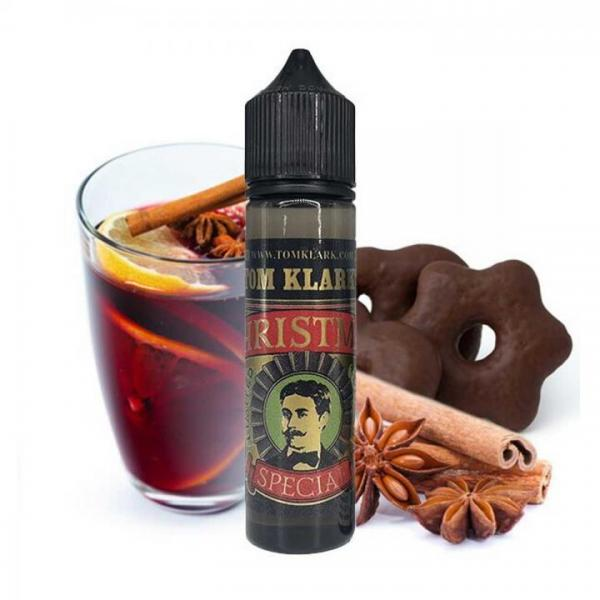 TOM KLARK'S Christmas Premium Liquid 60 ml