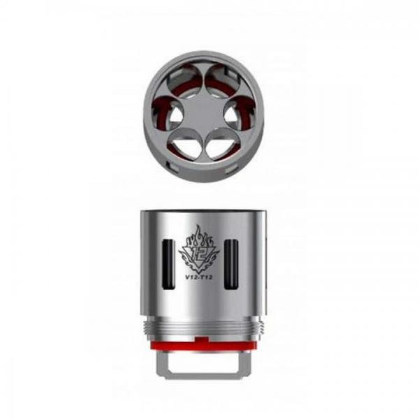 Steamax TFV12 V12-T12 Duodenary Heads 0,12 Ohm (3 Stück pro Packung)