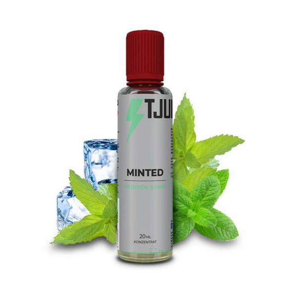 T-JUICE MENTHOL AND MINT Minted Aroma 20ml