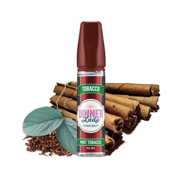 Dinner Lady Mint Tobacco 20ml