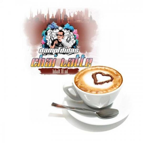 DAMPFDIDAS Chai Latte Aroma 18ml