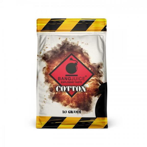Bang Juice® - Cotton / Watte (10g)