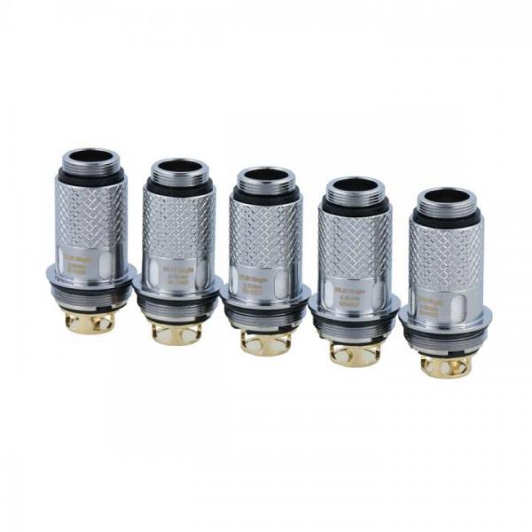 Steamax, Wismec WL01 Heads 0,15 Ohm (5 Stück pro Packung)