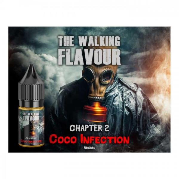 The Vaping Flavour Coco Infection Aroma Pur 10 ml