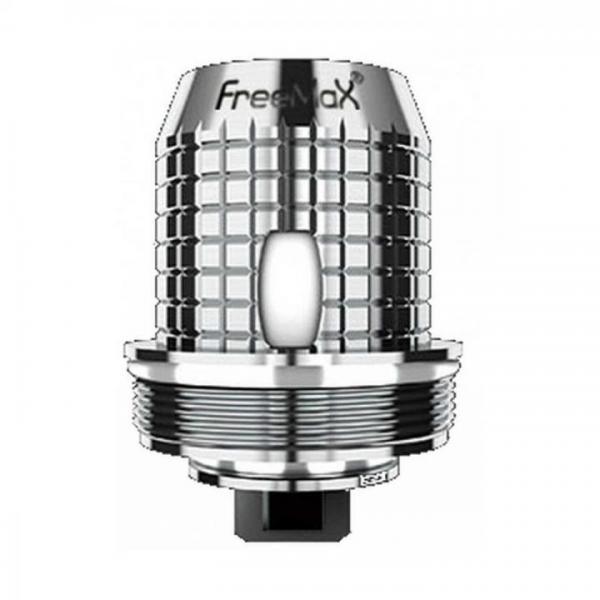 FreeMax SS316L X1 Mesh Heads 0,12 Ohm (5 Stück pro Packung)