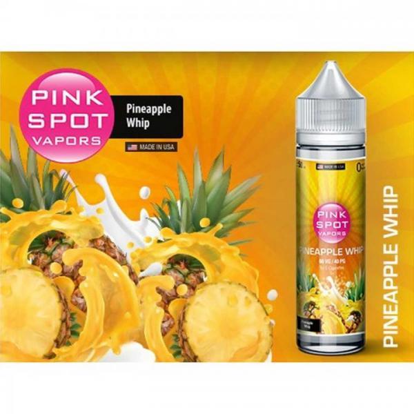 Pink Spot - Pineapple Whip 50ml - 0mg/ml