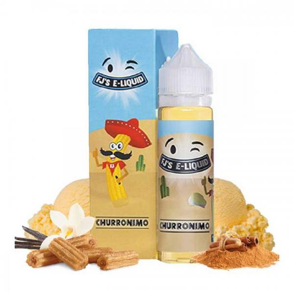 FJ'S - FU(:K Jerrys Churronimo US Premium Liquid 50 ml