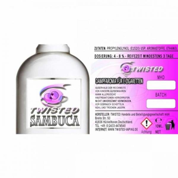 Aroma Twisted Sambuca 10ml