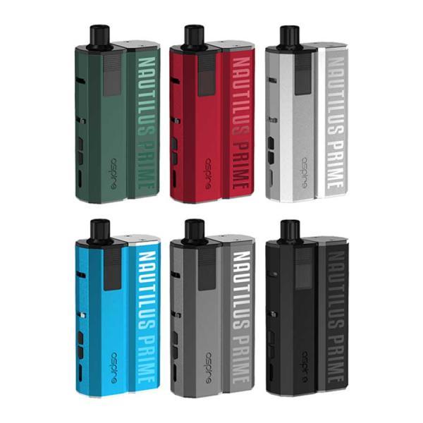 Nautilus Prime E-Zigaretten Set