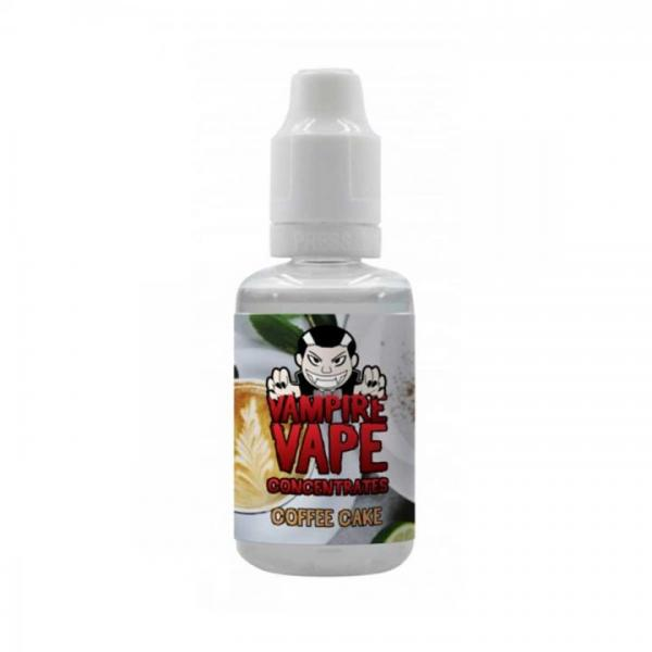 Vampire Vape - Aroma Coffee Cake 30 ml