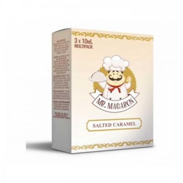 Mr. Macaron Salted Caramel 3 x 10ml