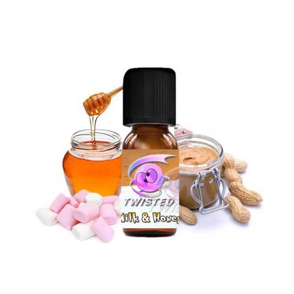 Aroma Twisted Milk und Honey 10ml