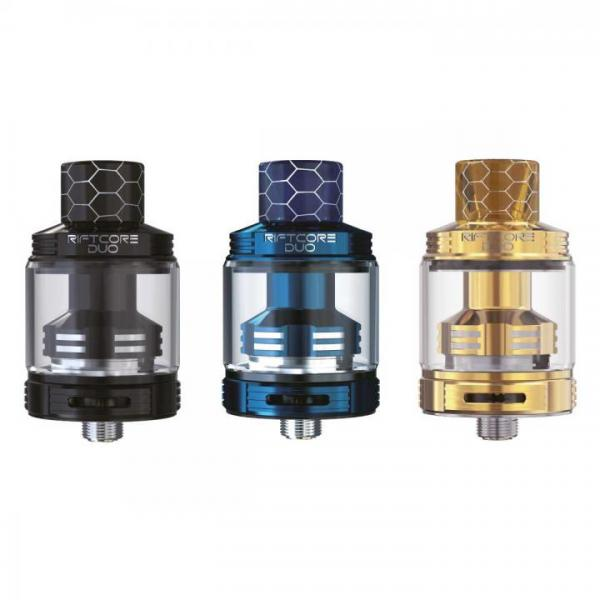 Riftcore Duo Clearomizer Set