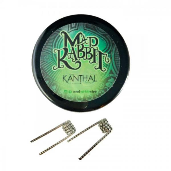 Mad Rabbit Staggered Coils 0,3 Ohm (10 Stück pro Packung)