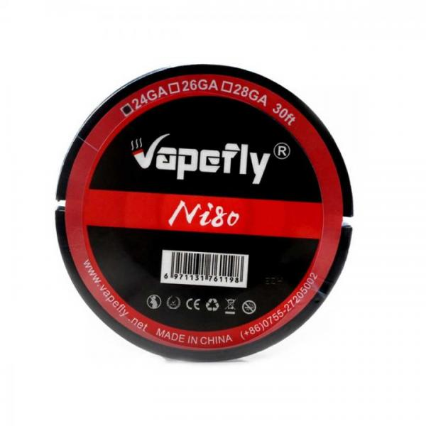 Vapefly 10 Meter KA1 24GA Wickeldraht