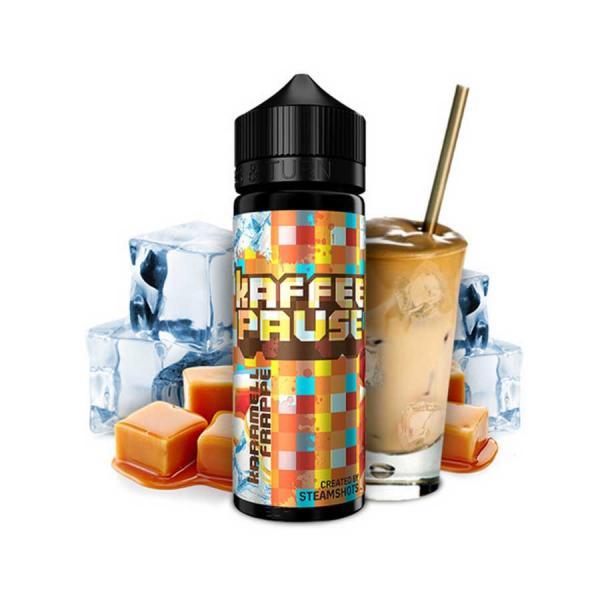 KAFFEEPAUSE Karamell Frappé Ice Aroma 20ml