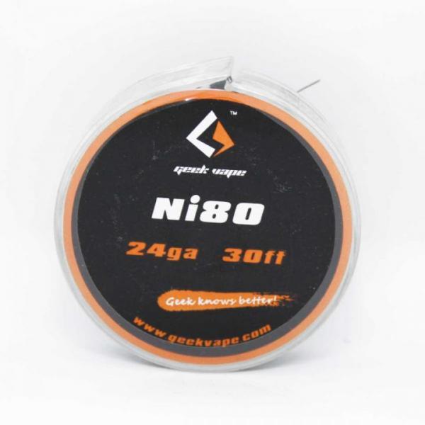 Ni80 24GA 30feed