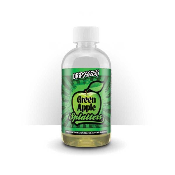 Drip Hacks Green Apple