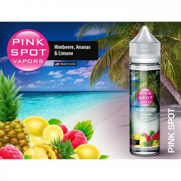 Pink Spot - Pink Spot 50ml - 0mg/ml