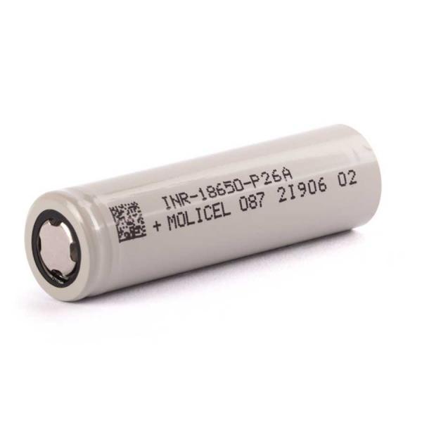 Molicel INR18650 P26A 2600mAh 35A