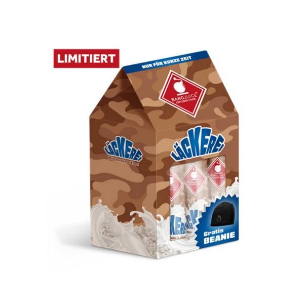 BangJuice – Läckerei Bundle – Milchreis & Zimt inkl. Beanie
