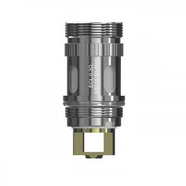 SC ECL SS316 0,3 Ohm Heads (5 Stück pro Packung)