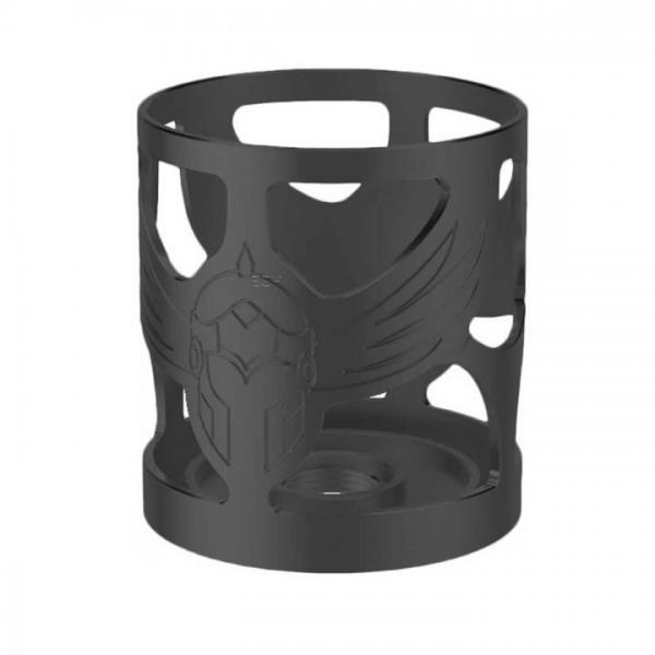 Vapefly Brunhilde MTL RTA Frame Shield Black