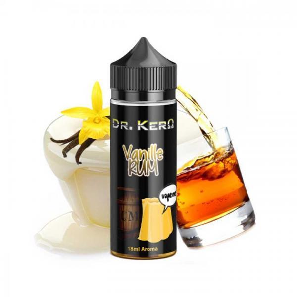 Dr. Kero Vanille Rum Aroma 18ml
