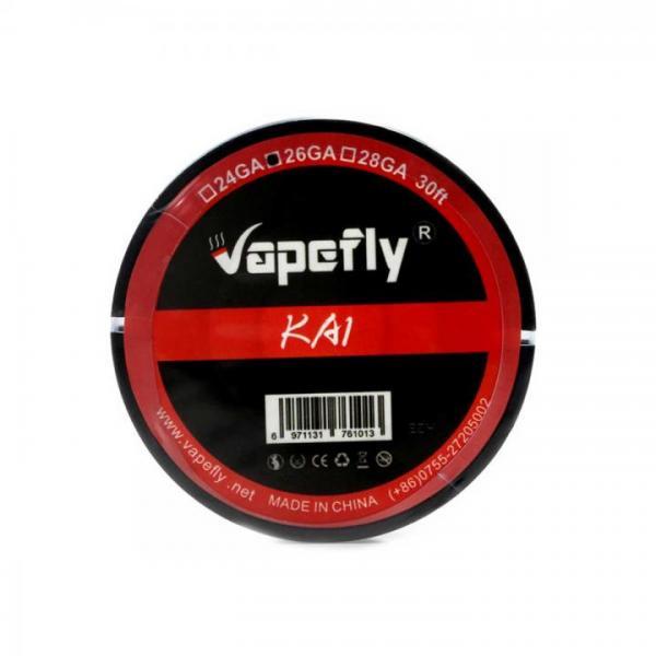 Vapefly 10 Meter KA1 26GA Wickeldraht